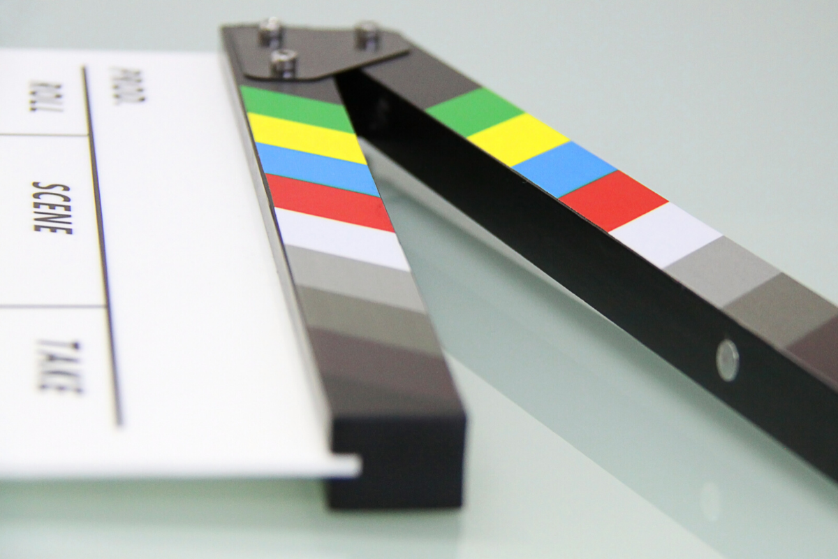 Watch a Movie: Clapperboard