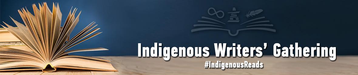 Indigenous Writers Gathering web banner