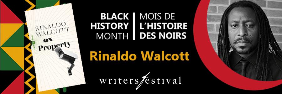 Rinaldo Walcott image and book cover
