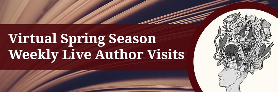 Virtual Spring Series of Writers Fest