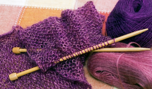 Nifty Knitters of North Gower