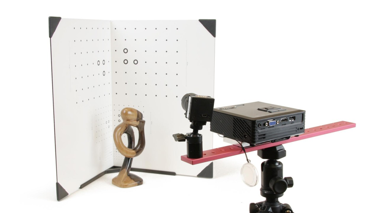 David SLS-1 3D Scanner