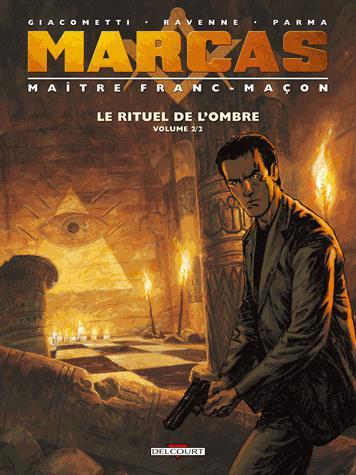 Book Cover: Marcas