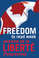 Poster: Freedom to Read Week