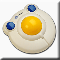 InfoGrip Trackball Mouse image