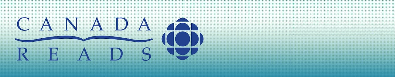 """logo for Canada Reads program on CBC/logotype pour l'emission """"Canada Reads"""" sur Radio-Canada"""