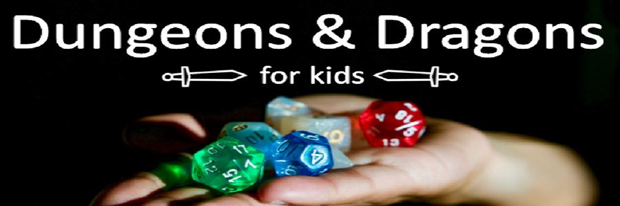 D&D for kids