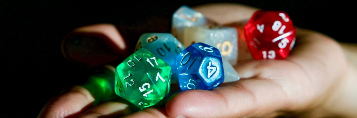 Dungeon and Dragon Dice