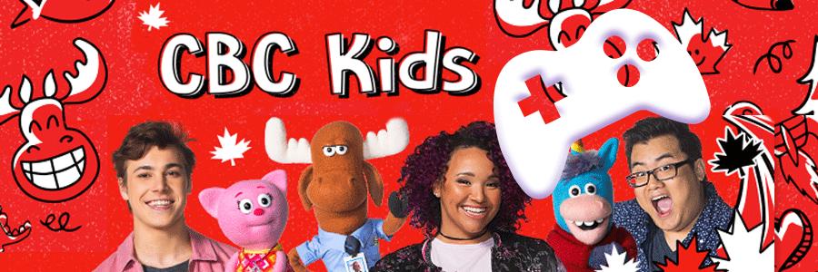 Banner: CBC Kids