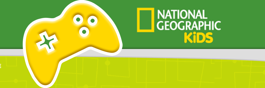 Banner: National Geographic Kids