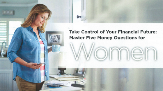 Five Financial Question for Women image
