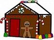 Gingerbread House - Maison en pain d'épices