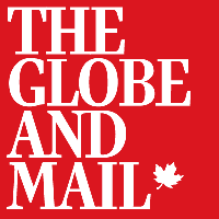 Logo for The Globe and Mail