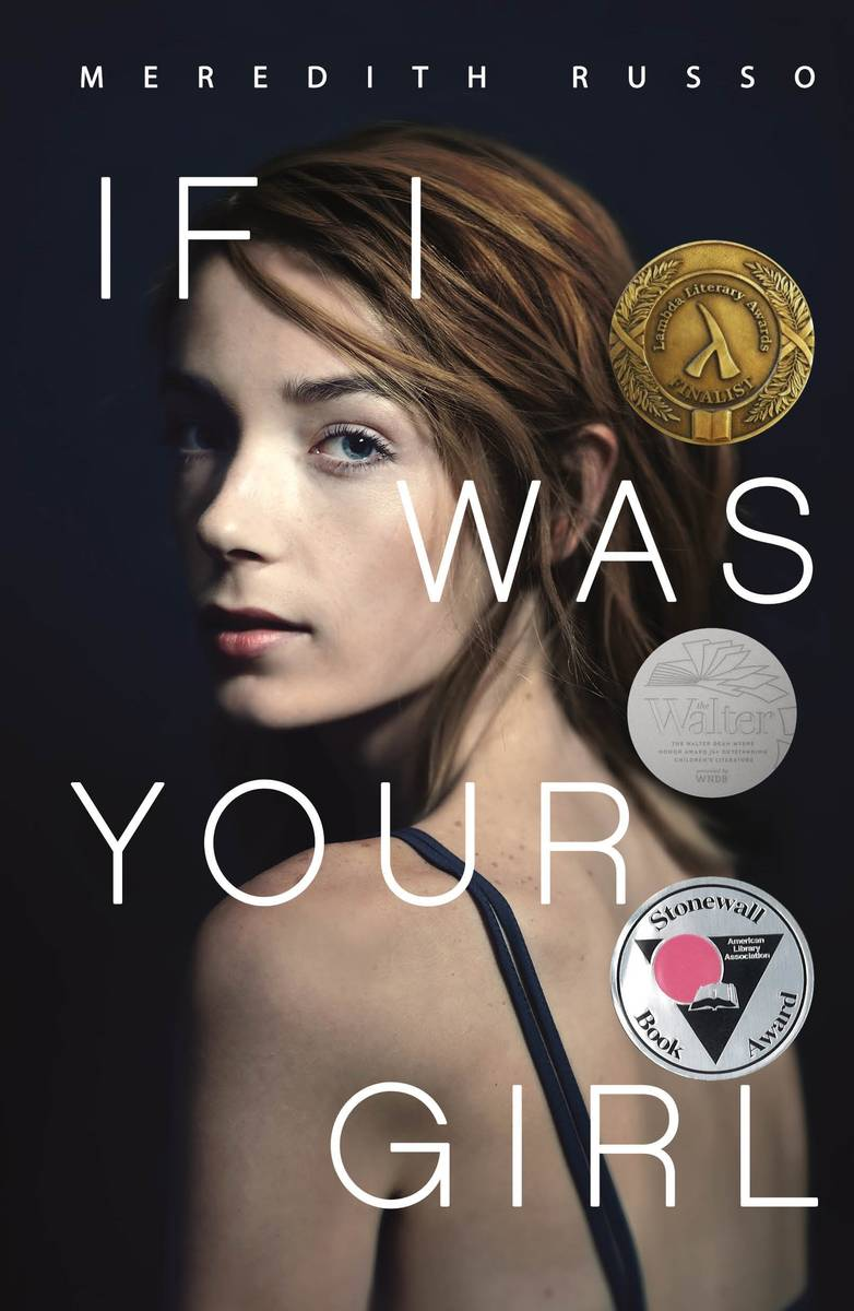 Book cover for If I Was Your Girl