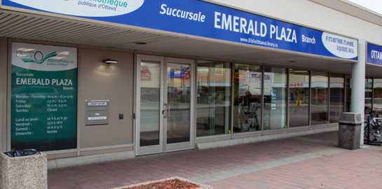 Emerald Plaza photo