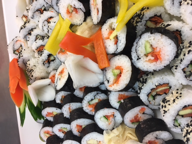 Sushi Demo for Teens