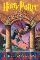 cover of harry potter book