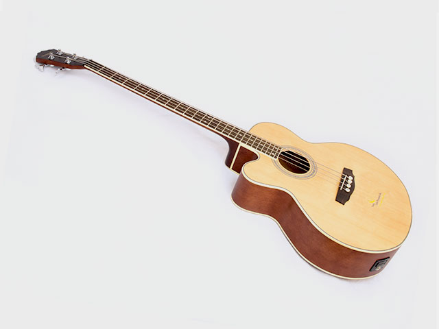 Image for acoustic bass guitar