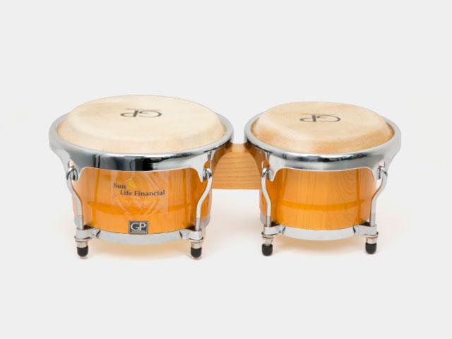 Photo of bongo drums