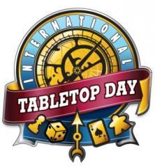 International Tabletop Day Logo