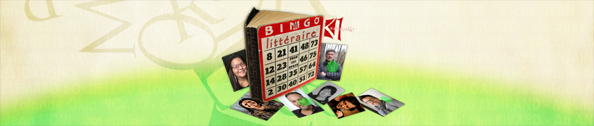 Image du Bingo Littéraire