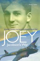 cover of book Joey Jacobson's War