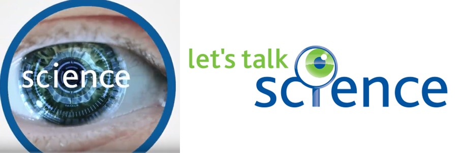 Let's Talk Science Webcard