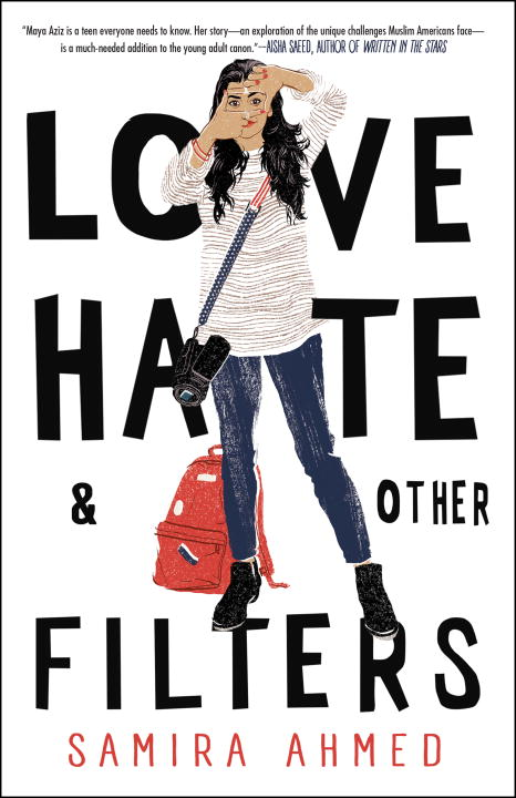 Book cover for Love Hate and Other Filters