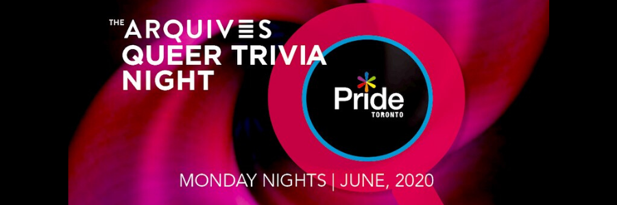 the ArQuives Queer Trivia Night