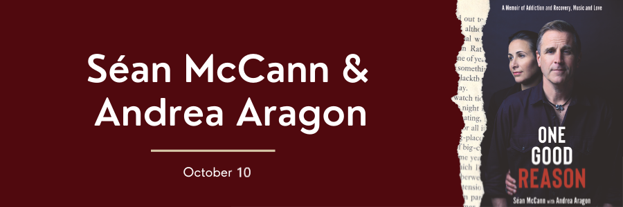Web Banner for Séan McCann