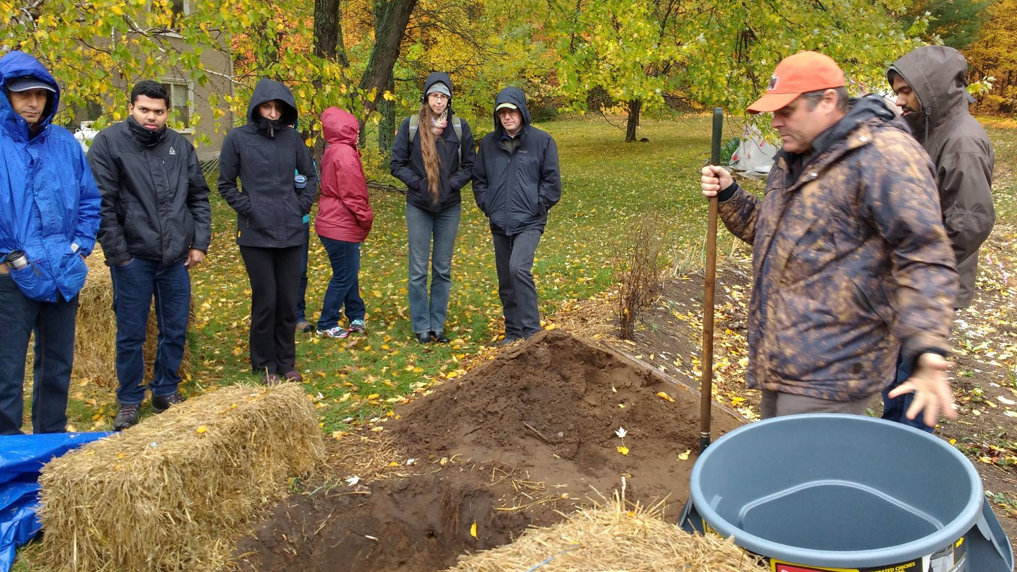DIY Root Cellar Workshop