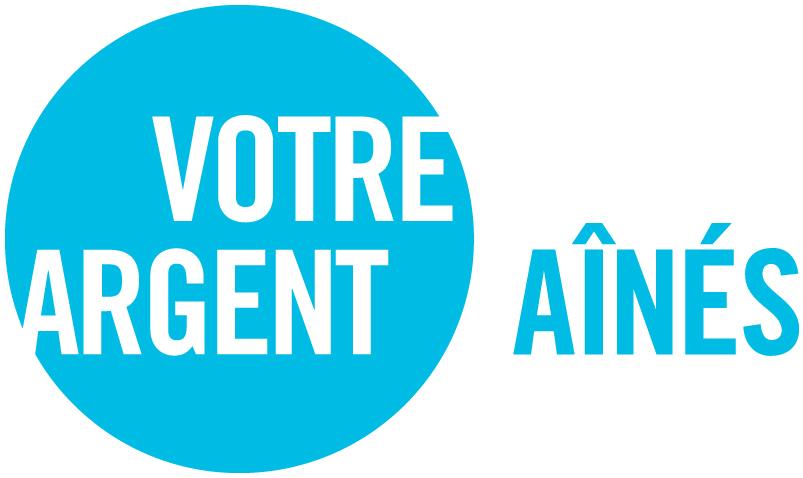 Logo : Votre Argent : Aînés