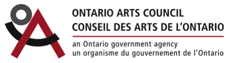 Logo of Ontario Arts Council