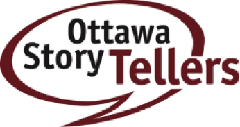 Logo for Ottawa StoryTellers