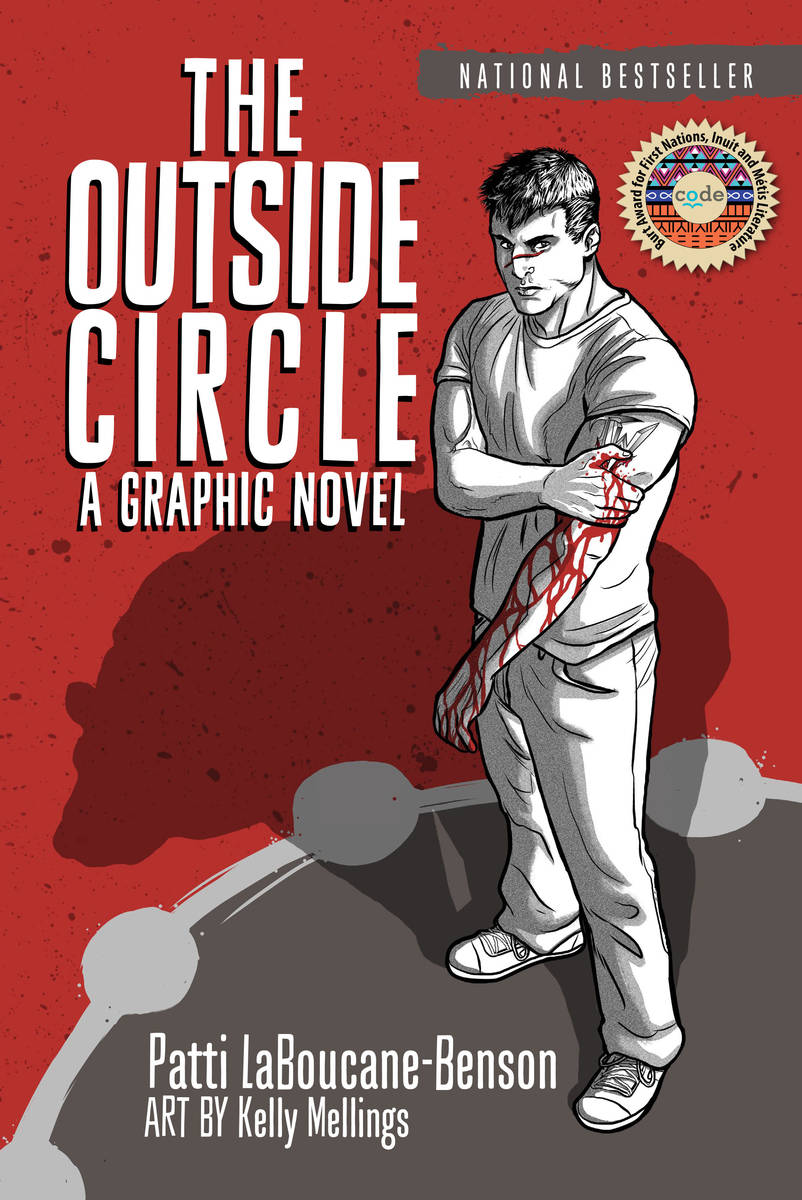 Book cover for The Outside Circle