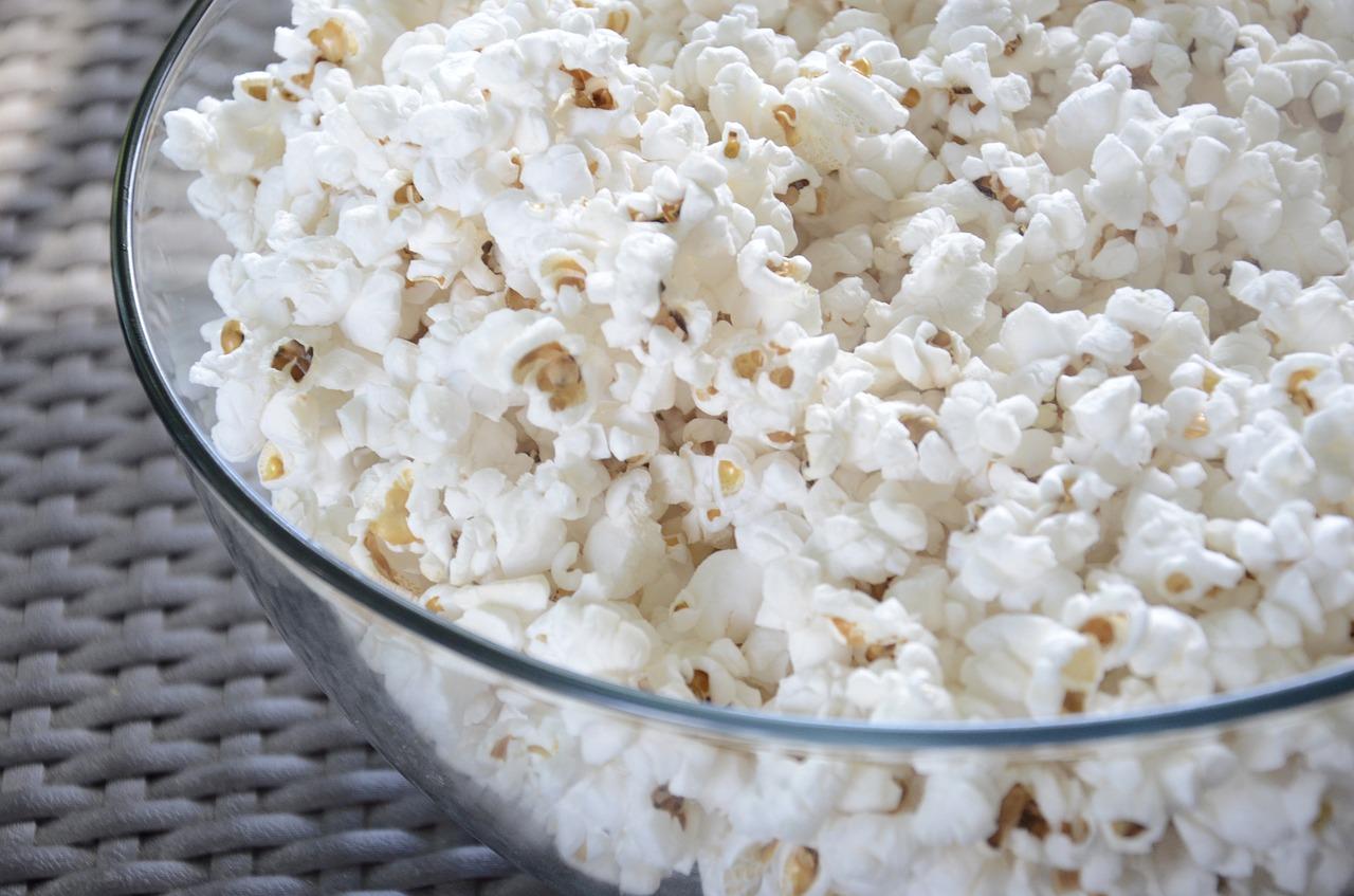 Popcorn mais souffle