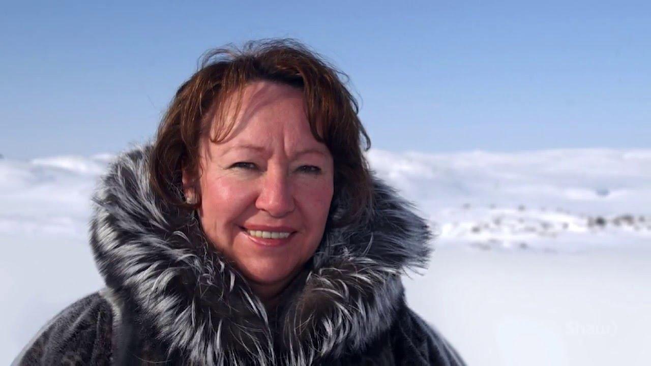 Picture of Inuit author Sheila Watt-Cloutier