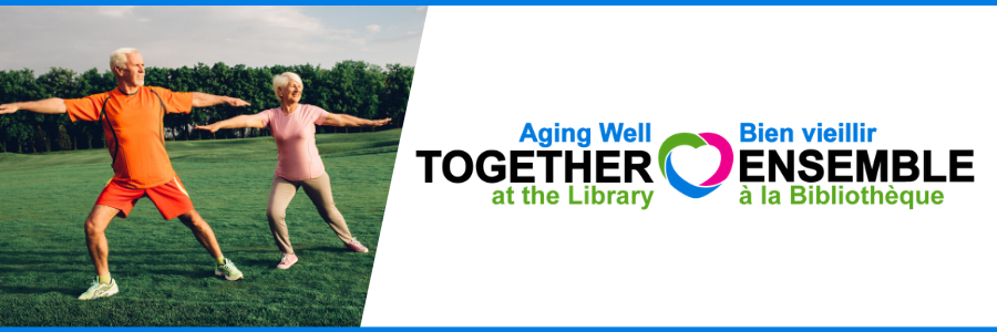 Seniors Fitness Class Online Mindful Stretch Strengthen Ottawa Public Library