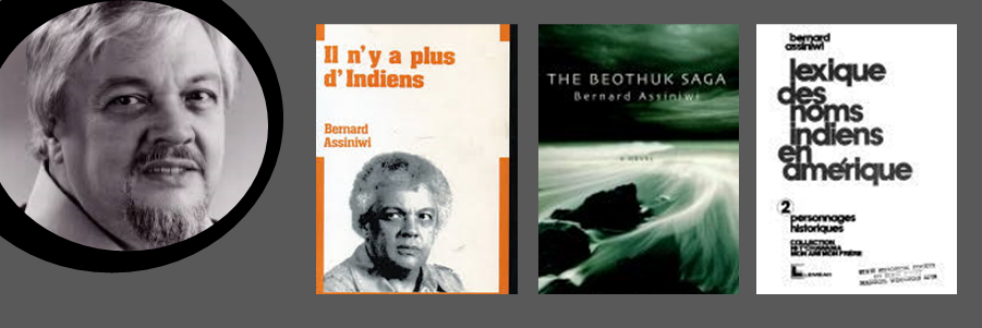 Image shows the author and some of his books