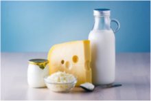 Photo of dairy products