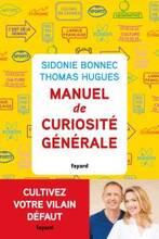 Jacket cover: Manuel de curiosité générale