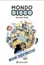 Jacket cover: Mondo disco