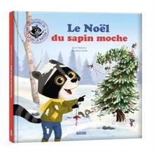 Jacket cover: Le Noël du sapin moche