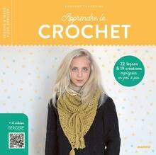 Jacket cover: Apprendre le crochet