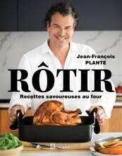 Jacket cover: Rôtir : recettes savoureuses au four