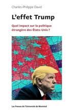 Jacket cover: Effet Trump (L')