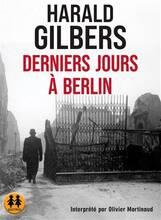 Jacket cover: Derniers Jours À Berlin  (Cd)