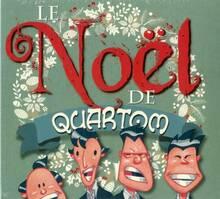 Jacket cover: Le Noël de Quartom
