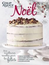 Jacket cover: Coup de pouce cuisine : Noël