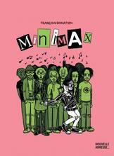 Jacket cover: Minimax
